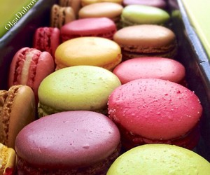 macaroons, beautiful, and cool image