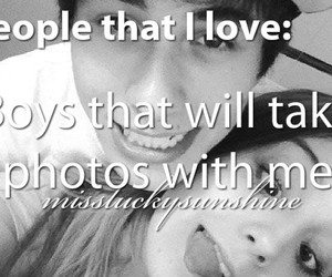 boy, pictures, and quote image