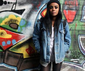 girl, swag, and fashion image