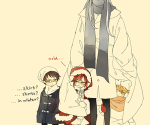 anime, ronald knox, and black butler image