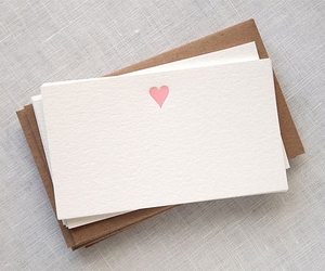 heart, Letter, and love image