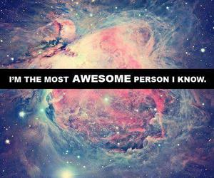 awesome and text image
