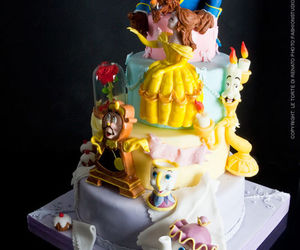 by, cake, and design image