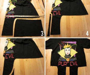 diy, crop top, and do it yourself image