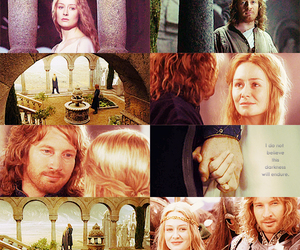 eowyn, lord of the rings, and LOTR image