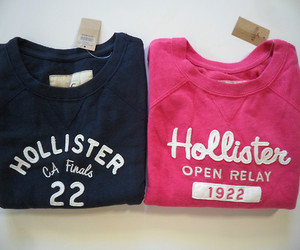 hollister, fashion, and pink image