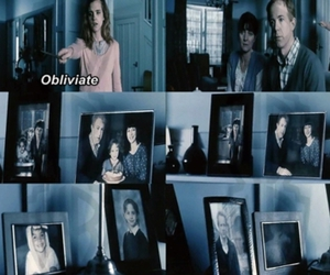 harry potter, obliviate, and hermione granger image