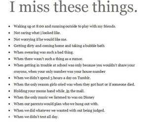 miss, things, and true image