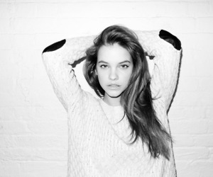 barbara palvin, model, and pink image
