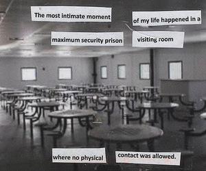 postsecret and prison image