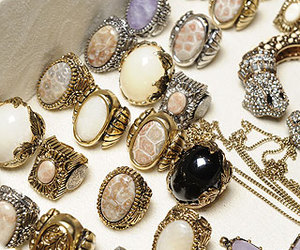 crystal, jewelry, and ring image