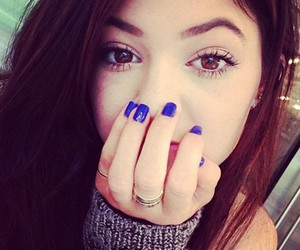 kylie jenner, nails, and jenner image