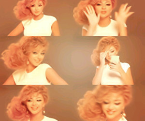 fashion, hair, and myriam fares image