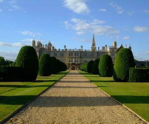 burghley house, lincolnshire, and pride and prejudice image