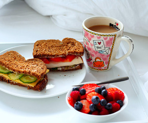 breakfast and are you satisfed? image