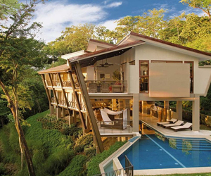 costa rica, house, and living image