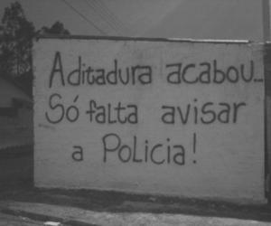 police, portuguese, and quote image