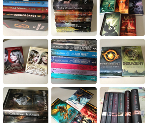 books, infernal devices, and favorites image