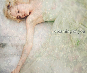 girl, dress, and Dream image