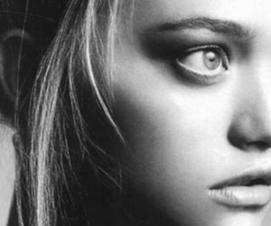 beauty, Gemma Ward, and model image