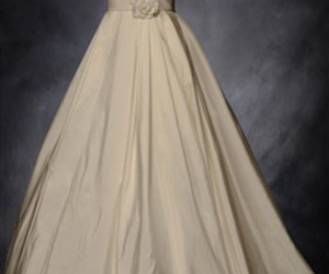 beauty, bridal, and bridal gown image