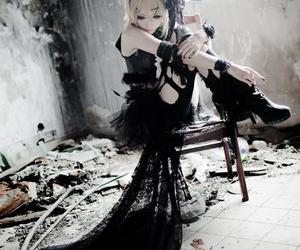 kagamine rin, vocaloid, and cosplay image