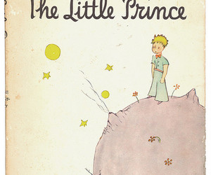book and the little prince image