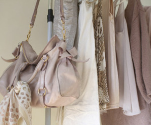 fashion, clothes, and bag image