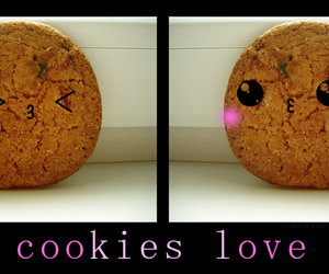 Cookies, cute, and love image