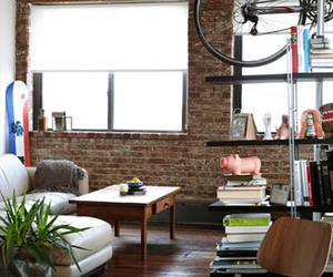 bicycle, Brooklyn, and small spaces image