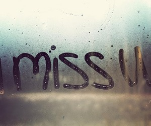 miss, text, and i miss you image