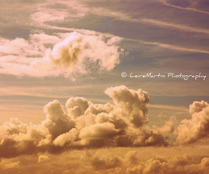 clouds, photography, and cute image