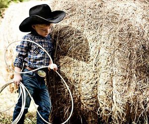 adorable, belt buckle, and country boy image