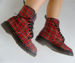 doc martens, docs, and shoes image
