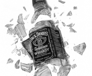 jack daniels, whiskey, and alcohol image
