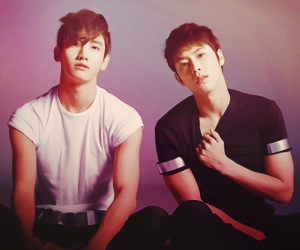 changmin, yunho, and tvxq image