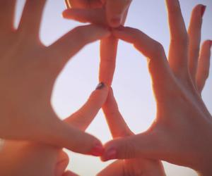 inspiration, peace, and friends image
