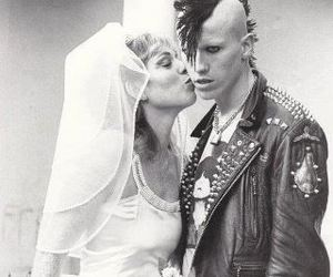 punk, love, and marriage image