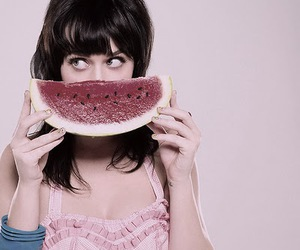 katy perry and watermelon image
