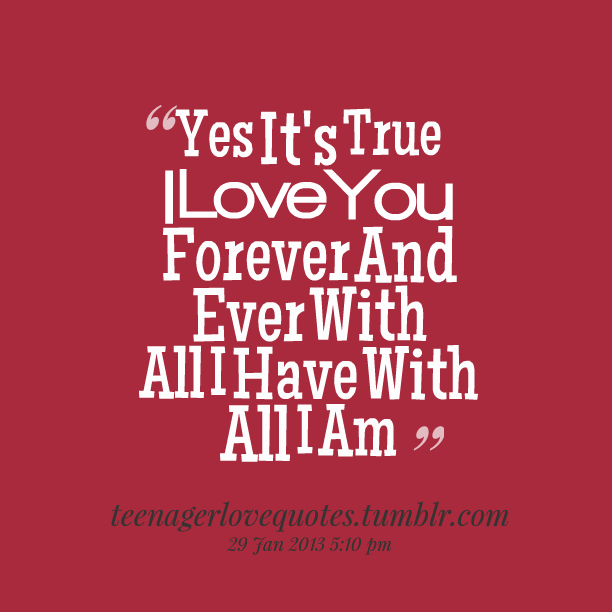 I Love You Forever Quotes Impressive Quotes From Lisa Karijodikromo Yes It's True I Love You Forever