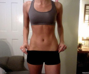 body, fit, and skinny image