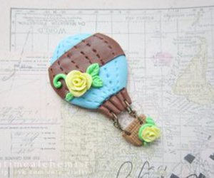 craft, fimo, and polymer clay image