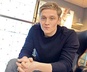 actor, blond, and blue image