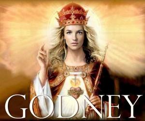 britney, britney spears, and godney image