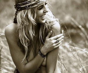 artistic, gypsy, and bohemian image