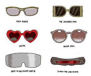 annie hall, Back to the Future, and lolita image