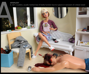 barbie and barbie funny image