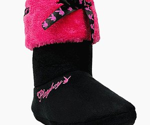 black, furry, and pink image