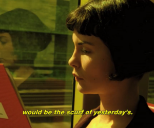 amelie poulain, film, and movie image