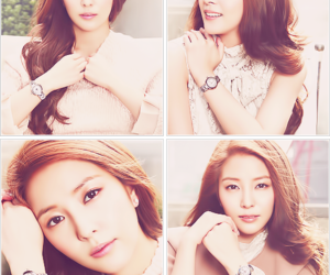 boa, Collage, and girl image